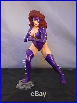 Titania avengers she hulk villain limited resin model kit rare 1/6 scale sexy