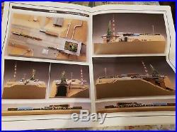 Tomytec 1700 Soyuz & Baikonur Pad 1 Model Kit Resin White Metal Photo Etch