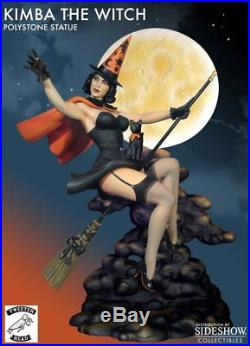 Tweeterhead Kimba the Witch Resin kit Rare & OOP 1/6 scale Very SEXY