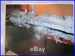 USS Sulaco Alien RESIN MODEL KIT BIG