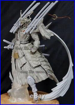 Unassembled UC WF 2019W Figure Model Resin Unpainted Garage Kits Warrior Statue