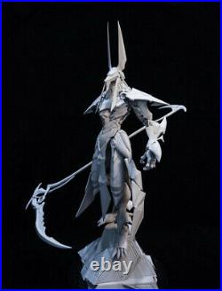 Undead trial Anubis Unpainted Resin Model Kits Unassembled Figurine Unassembled
