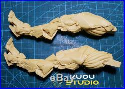 Unpainted 10'' Resin 4 Hands Bumblebee Garage Kits Combat machinery Model Kit