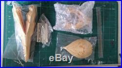 Unpainted 1100 NZ-666 KSHATRIYA Full kit, resin model kit (movable), gundam