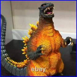 Unpainted 20cm Godzilla 1995 kit Resin model kit Gamera Ultraman monster