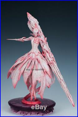 Unpainted 32cm/13'' Resin Figure Model knight of sidonia Tall Garage Kit High-Q