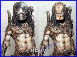 Unpainted 34cm Resin Alien Elder Predator Figures Model Garage Kits Model Kit Ne