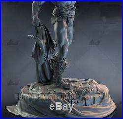 Unpainted 42cm H Conan the Destroyer Resin Figure Unassembled 3D Print Model