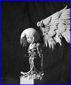 Unpainted Battle Angel GUNNM Alita Gally Resin Model Statue Garage Kit 15CM