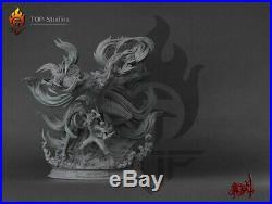 Uzumaki Naruto Statue GK Resin Figurine TOP Studio Model kits Painted Pre-order