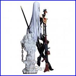 VOLKS Valkyria Chronicles Selvaria Bles 1/4 color resin Garage Model kit Figure