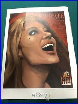 Vampire Deluxe Resin Model Kit Vampirella Monster