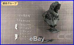 Venom 1/3 Unpainted Bust Figurine Kits Unassembled Garage Kit Model Resin New GK