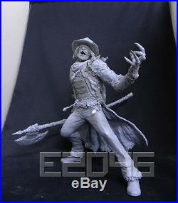 WF2018 Bloodborne Priest Gaines Figure Resin GK Statue White Unpainted Model Kit