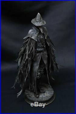 WF2019W Bloodborne Eileen the Crow 1/6 Resin GK Statue White Unpainted Model Kit