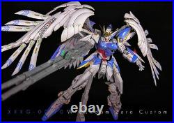 W-Gundam Zero Custom XXXG-00W0 GK Resin Conversion Kits 1100