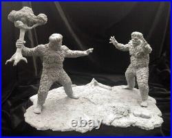 War of the Gargantuas Tree Smack Resin Model Kit 08WMW02