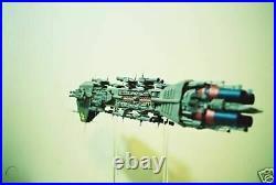 Warp Models BABYLON 5 NOVA DREADNOUGHT EARTHFORCE ALLIANCE RESIN KIT