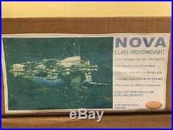 Warp Models Babylon 5 Earthforce Nova Class Dreadnought Resin Model