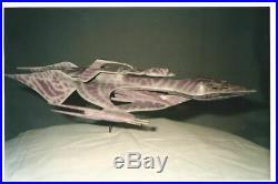 Warp Models Babylon 5 Whitestar Shadowkiller Resin Kit