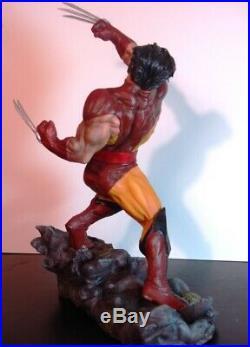 Wolverine Beserker 1/6 Scale Resin Model Kit