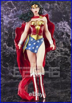 Wonder Woman 1/6 Scale 31cm Unpainted Resin Figure Model Kits Unassembled Statue