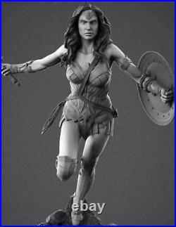 Wonder Woman 1/8 Scale Resin Model Kit 02BMO07