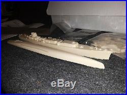Yankee Modelworks Resin Model Kit YKM-35098 USS Johnston Fletcher Class DD NIB