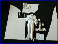Yes Master 16th Scale Solid Resin Model Kit Renfield Dwight Frye Horror Dracula